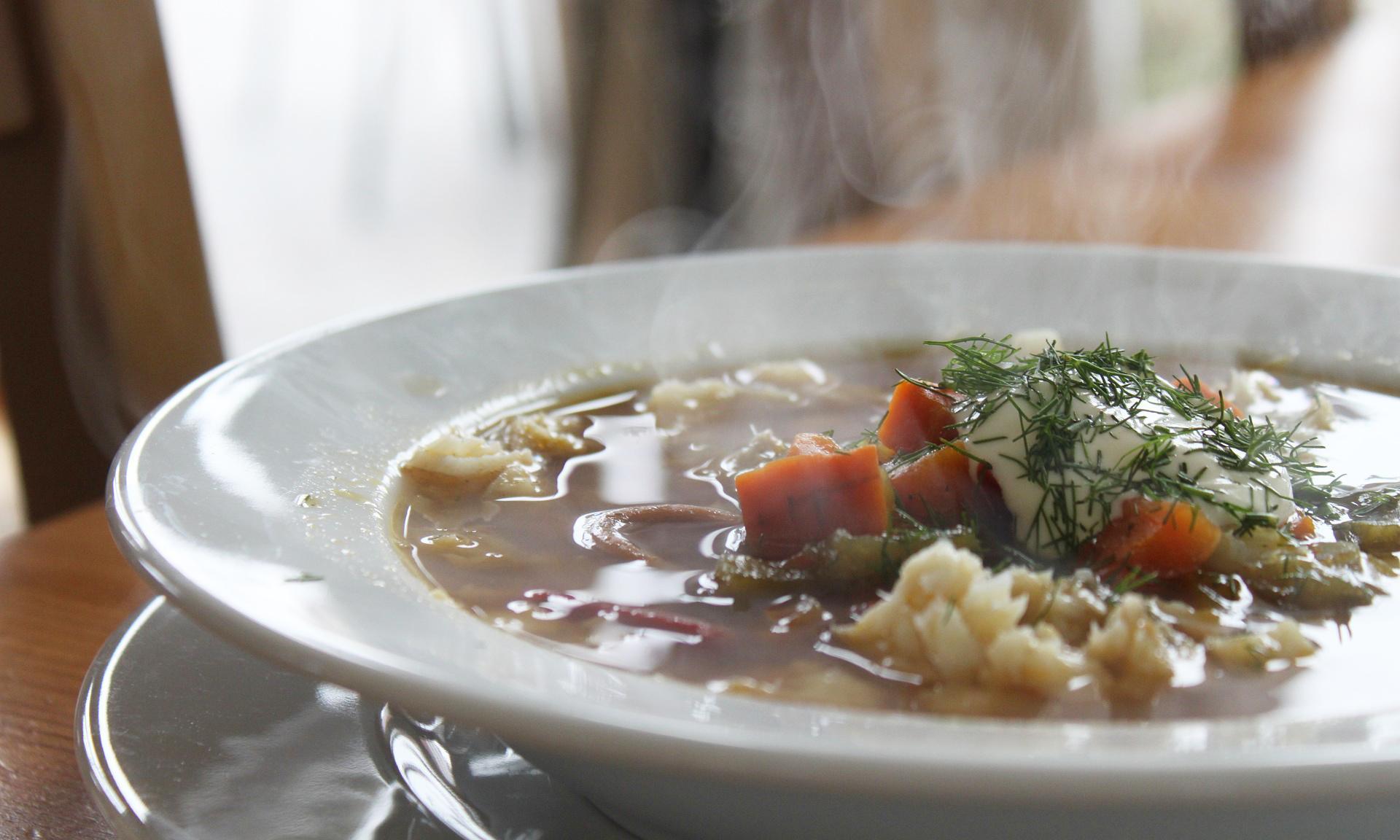 Fischsuppe; Foto: Pixabay