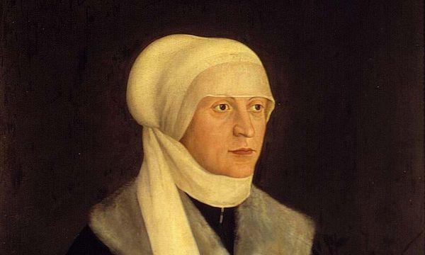 Herzogin Sabina von Württemberg, Gemälde von Barthel Beham um 1530; Foto: wikipedia, gemeinfrei