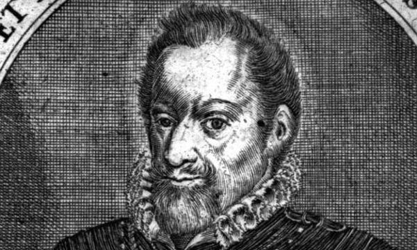 Markgraf Georg Friedrich von Baden-Durlach, Kupferstich um 1610
