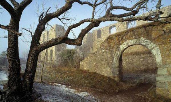 Festungsruine Hohentwiel, Obere Festung; Foto: Landesmedienzentrum Baden-Württemberg