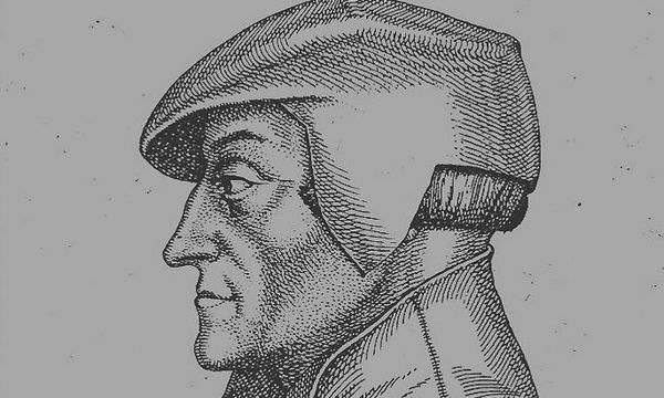 Ambrosius Blarer, Holzschnitt aus dem 16. Jahrhundert; Foto: Wikipedia, gemeinfrei
