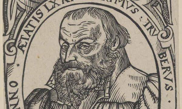 Primus Truber, Kupferstich von 1578