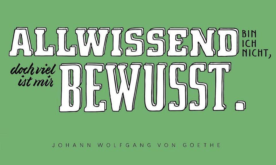 Denkanstoß im November, Motiv der Staatlichen Schlösser und Gärten Baden-Württemberg